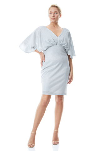 White plus size velvet 13 sleeveless mini dress