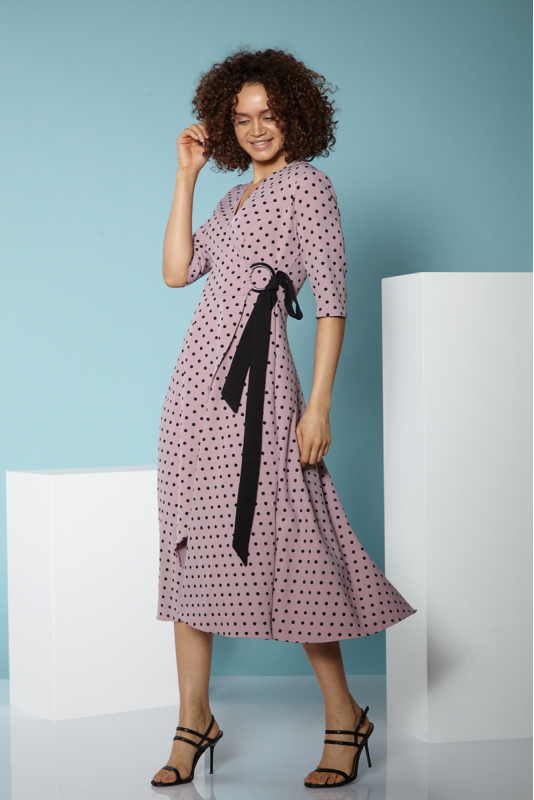 Print f80 empirme dress